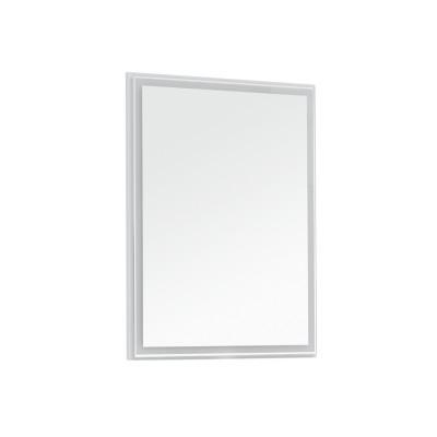 Зеркало Aquanet Nova Lite 60 белый LED