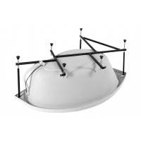 Каркас сварной для акриловой ванны Aquanet Jamaica 160x110 L