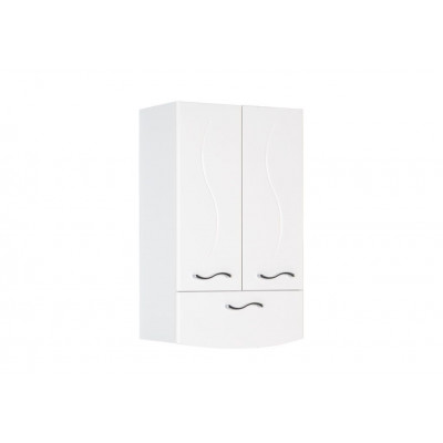 Шкаф навесной Aquanet Моника 50 белый