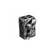 Держатель для зубных щеток и пасты Art&Max Tulip AM-0082B-T (AM-B-0082B-T)