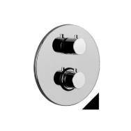 Смеситель для душа Paffoni Light LIQ013NO (с внутренней частью)