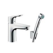 Смеситель с гигиеническим душем Hansgrohe Focus 31927000