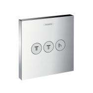 Запорно-переключающий вентиль Hansgrohe ShowerSelect Trio/Quattro 15764000