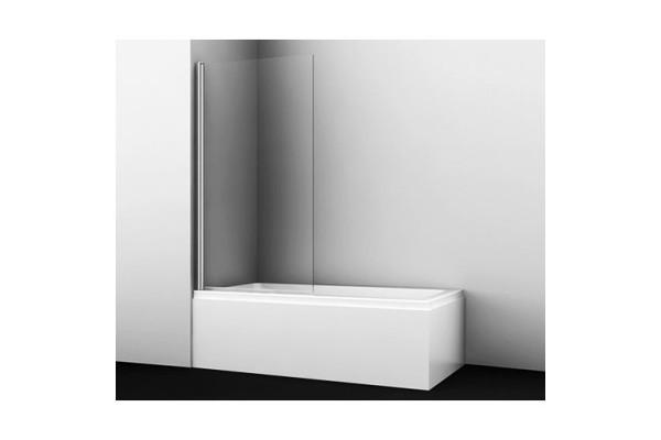 Шторка для ванны Wasserkraft Berkel 48P01-80